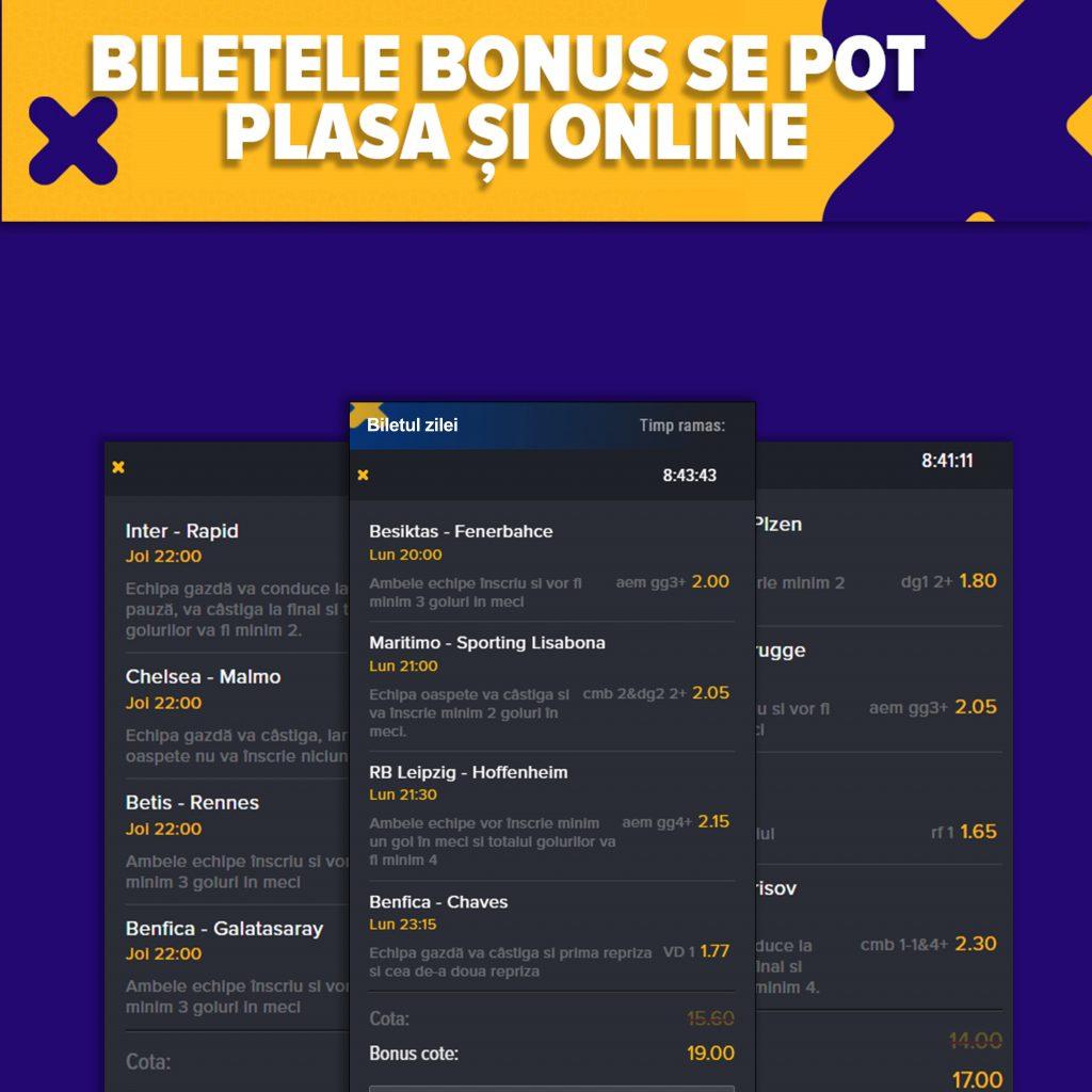 Bilete castigatoare public betting supabets betting rules in no limit