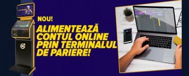 Terminal pariuri Mozzart