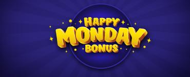 Bonus Happy Monday Mozzart